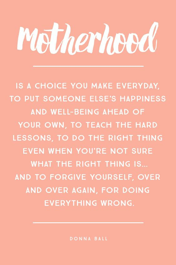 motherhood-is-a-choice-mother-quotes